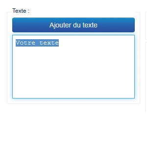 Remplacer le texte à l'aide du clavier