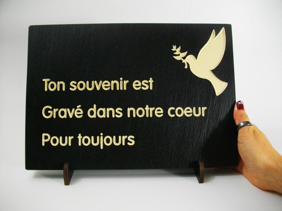 1 Signe - Les Plaques commémoratives | funéraires