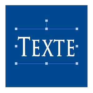 Selectionner le texte