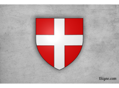 Plaque - ornement - blason
