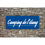 Enseigne - Devanture - Camping