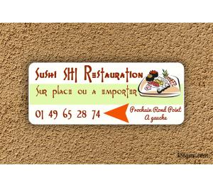 Pré-enseigne - Restaurant