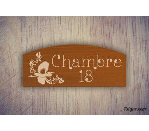 Numéro - Chambre