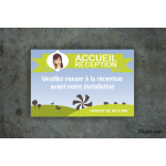 Camping - Accueil Réception - Ludique Campagne