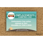 Camping - Emplacements Camping-Car