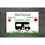 Camping - Bienvenue - Camping-Car