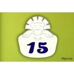 Plaque-cadeau-chambre-thème petite enfance